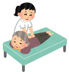 massage_obaasan